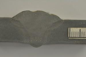 Hardness sample